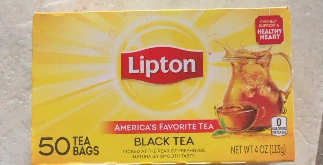 Black tea - Product - en