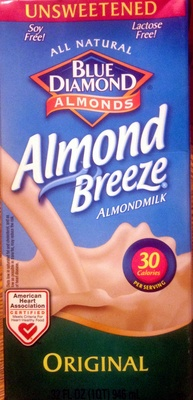 Almond Milk Unsweetened - Product