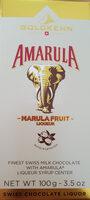 Amarula - Product