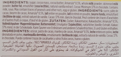 Amarula - Ingredients