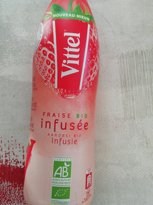 FRAISE BIO INFUSEE - Product
