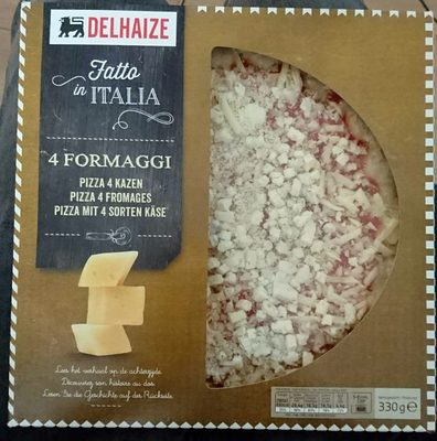 Pizza 4 FORMAGGI - Product