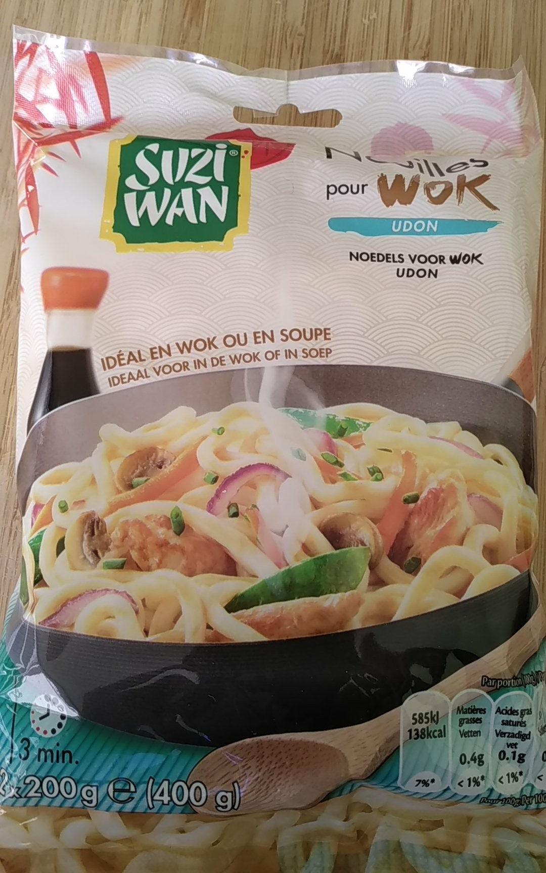 nouilles pour wok - Product