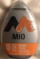 Liquid water enhancer Mango Peach - Product