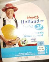 Noord Hollander Light 21% - Jeune Gouda reposé - Product - fr