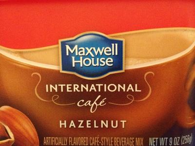 International café hazelnut - Product