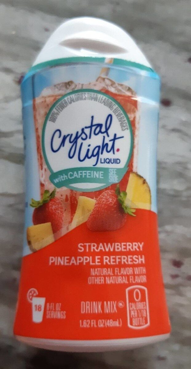 Crystal Light - Product