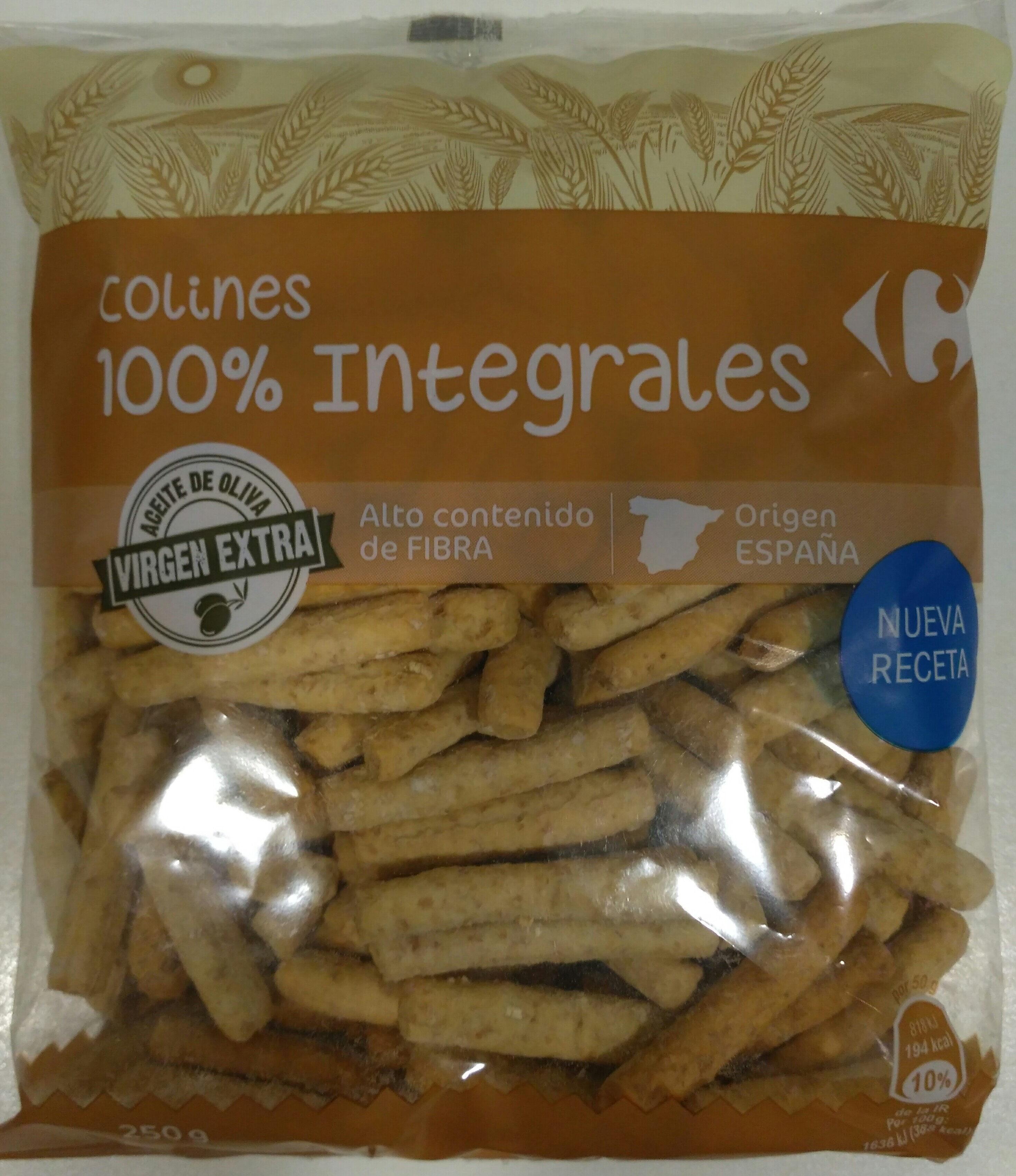 Colines 100% Integrales - Producte - es
