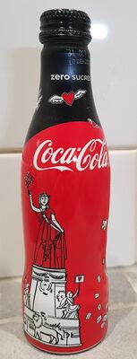 Coca-Cola Zero Sucres République - Produit