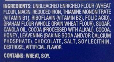 Chocolate pretzel Breakaways - Ingrediënten
