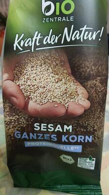 Sesam Ganzes Korn - Produkt - de