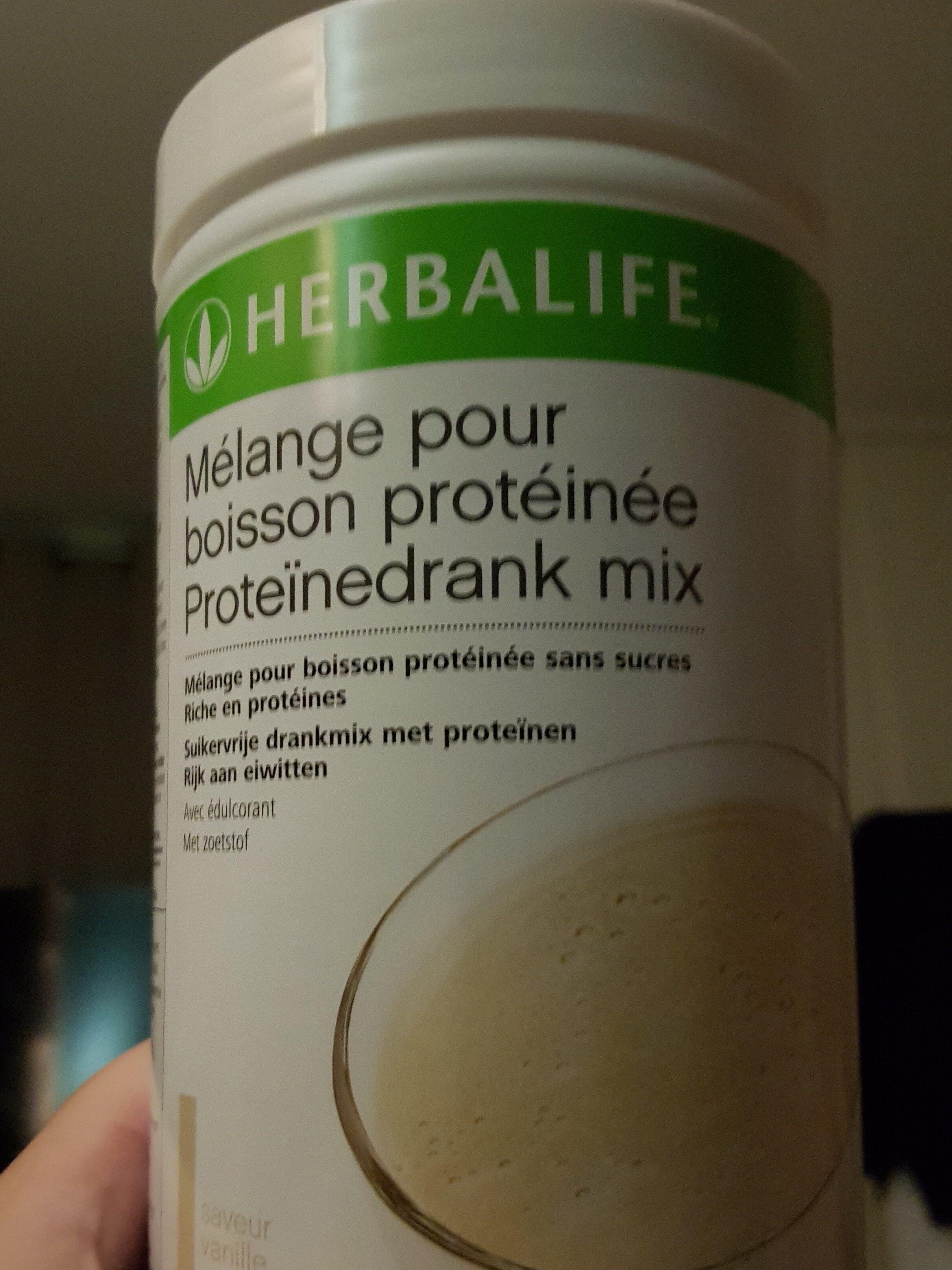 Protein drink mix - Ingredienti - it