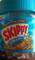 Skippy Creamy Peanut Butter - Produit - en