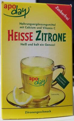 Heisse Zitrone - Product - de