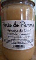 Purée de pomme - Prodotto - fr