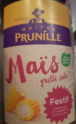 maïs grillé - 1