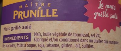 maïs grillé - 2