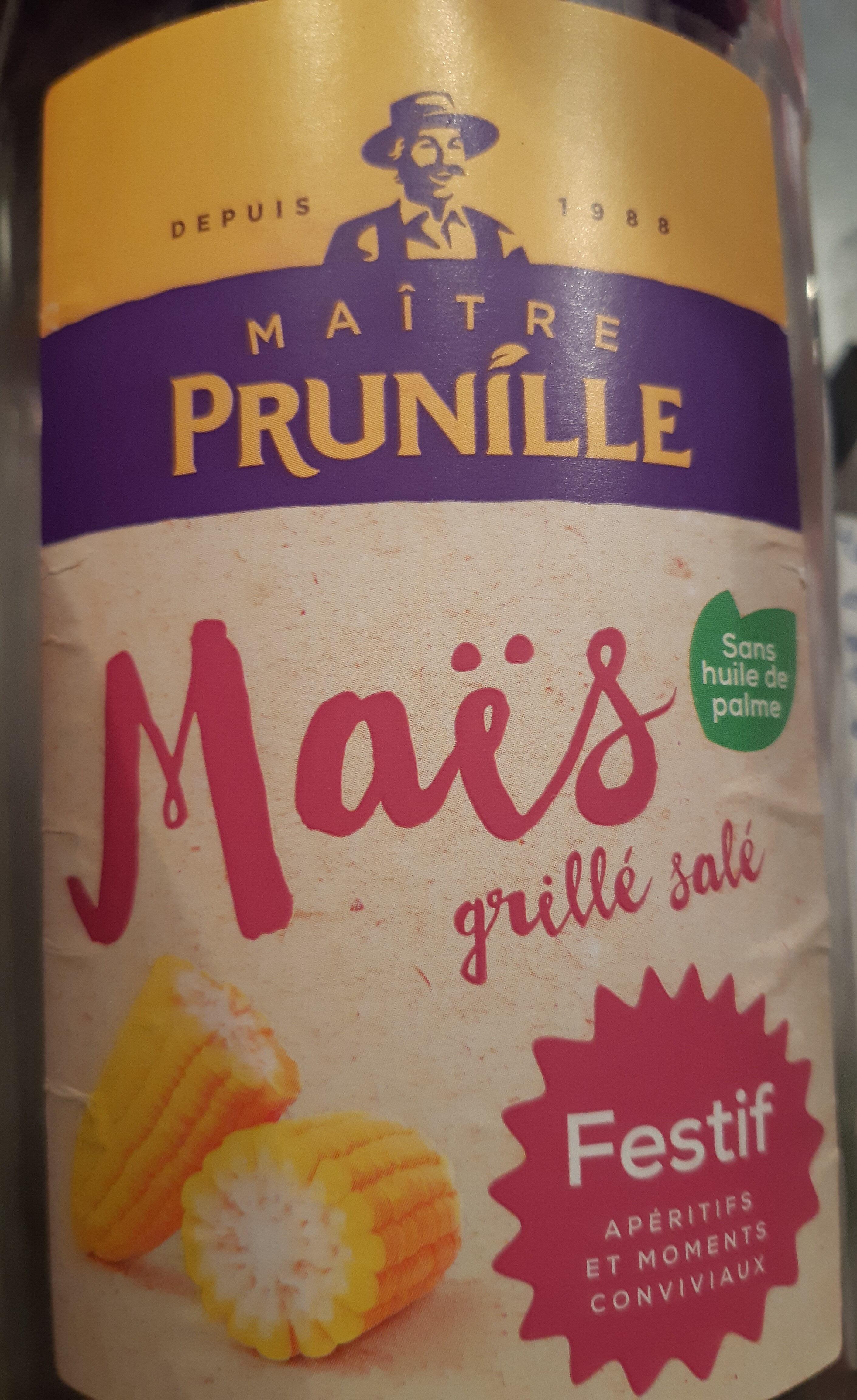 maïs grillé - Produit - fr