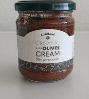 Crème D'Olives Noires Bio Kazidomi - Istruzioni per il riciclaggio e/o informazioni sull'imballaggio - fr