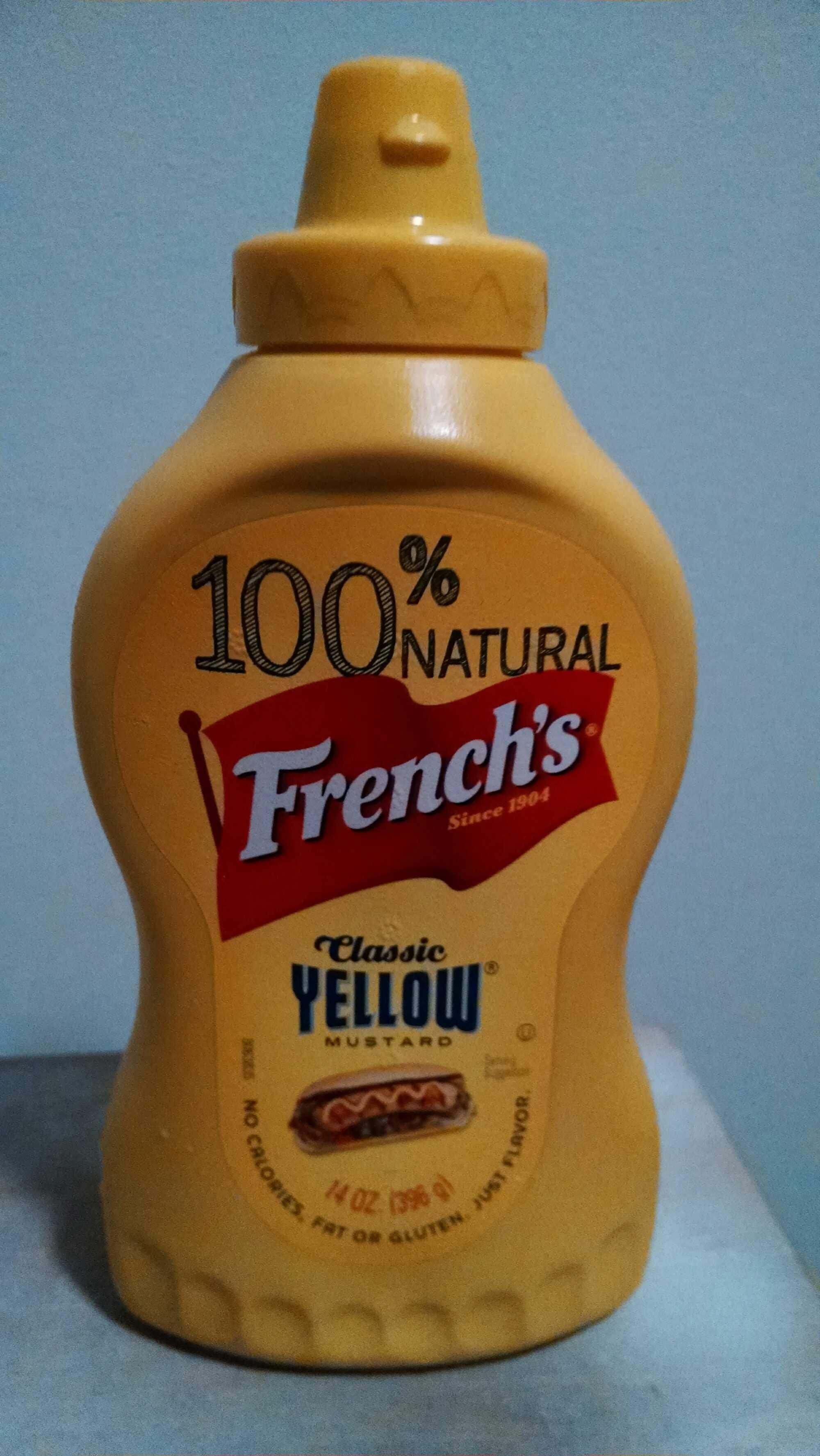 Classic Yellow Mustard - Product - en