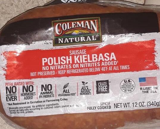 Polish Kielbasa - Product - en
