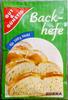 Backhefe - Product