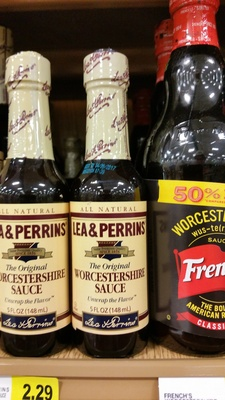 Lea & Perrins, The Original Worcestershire Sauce - Product