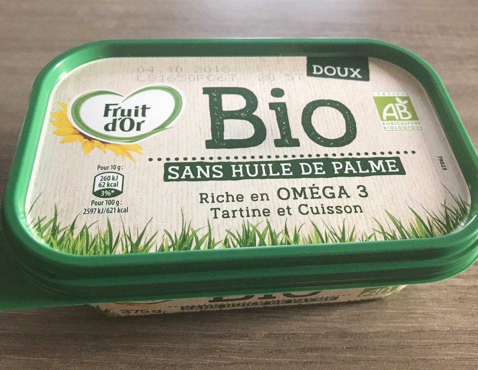 Bio Doux Sans Huile de Palme - Product - fr
