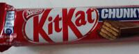 Kit Kat Chunky - Product - en