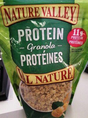 Protéine granola - Produit - fr