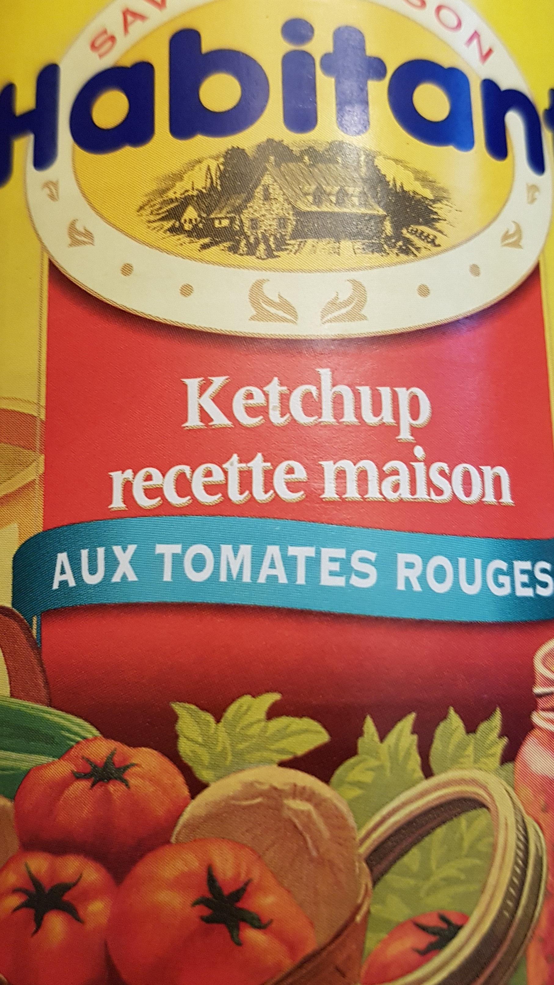ketchup maison - Produit - fr