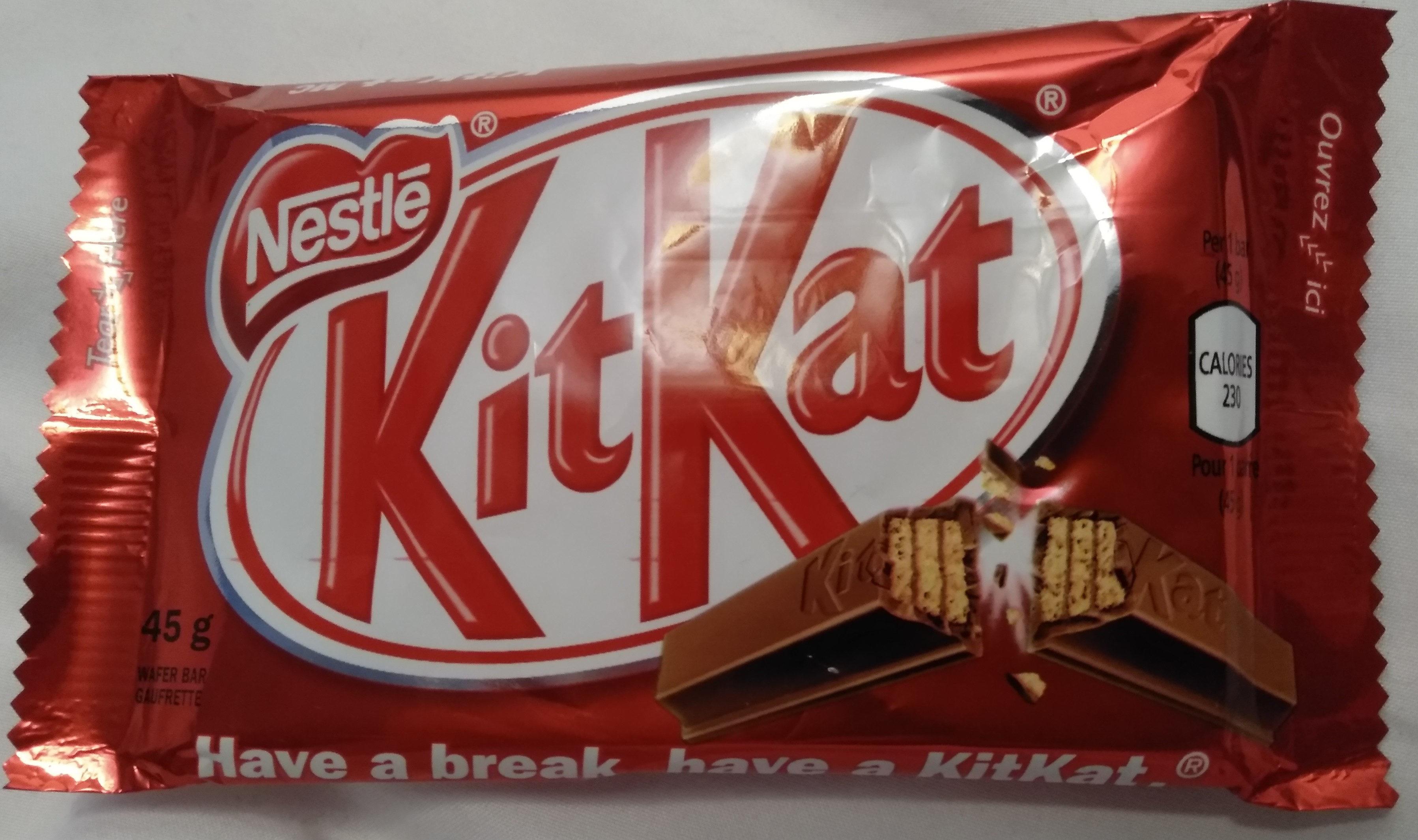 Kit Kat - Product - fr