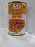 Cut Sweet Potatoes in light syrup - Prodotto - en
