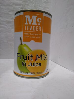 Fruit Mix in Juice - Product - en