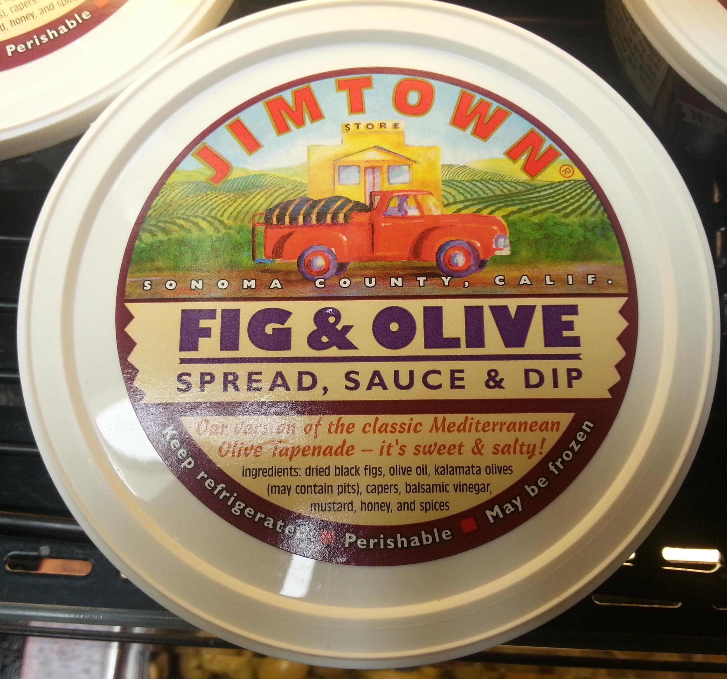 Fig & Olice spread, sauce & dip - Product - en