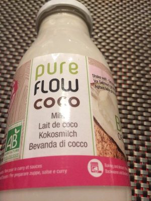 Pure flow coco - Product