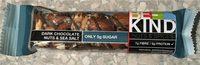 Barre Chocolat Noir, Noix & Sel de Mer - Product
