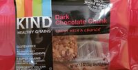 Kind, Healthy Grains Granola Bar, Dark Chocolate Chun - Product