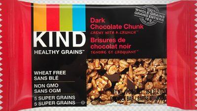 Brisures de chocolat noir - Product - en