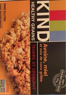 Kind healty grains - Produit - en