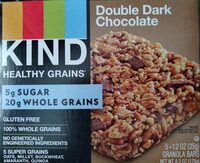Kind Double Dark Chocolate - Product