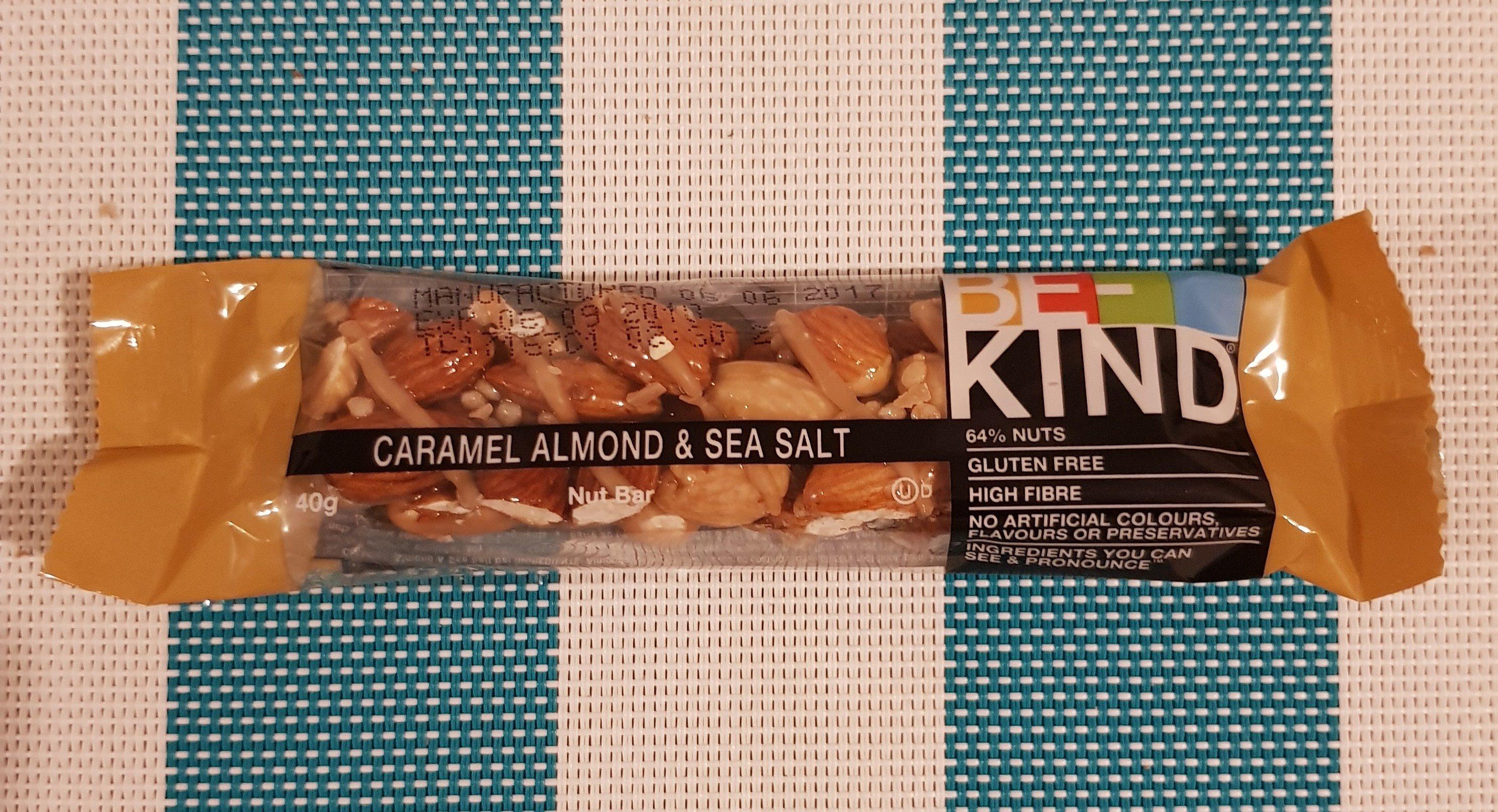 Caramel Almond & Sea Salt - Product