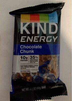 Energy Protein Bar - Product - en