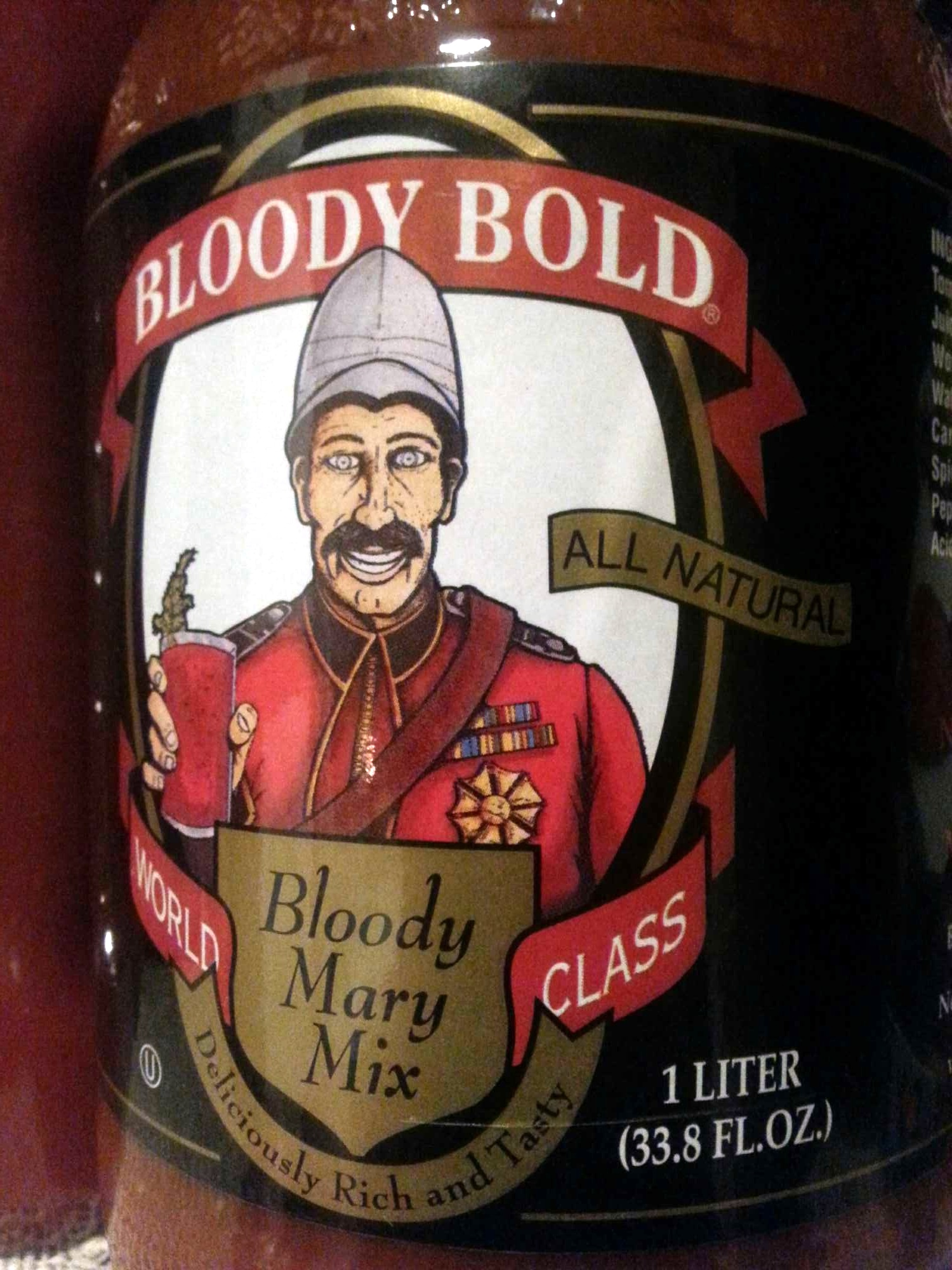 Bloody Mary Mix - Product