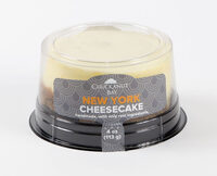 New York Cheesecake - Chuckanut Bay Foods - Product - en