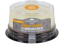 Gluten Free New York Cheesecake - Chuckanut Bay Foods - Product - en