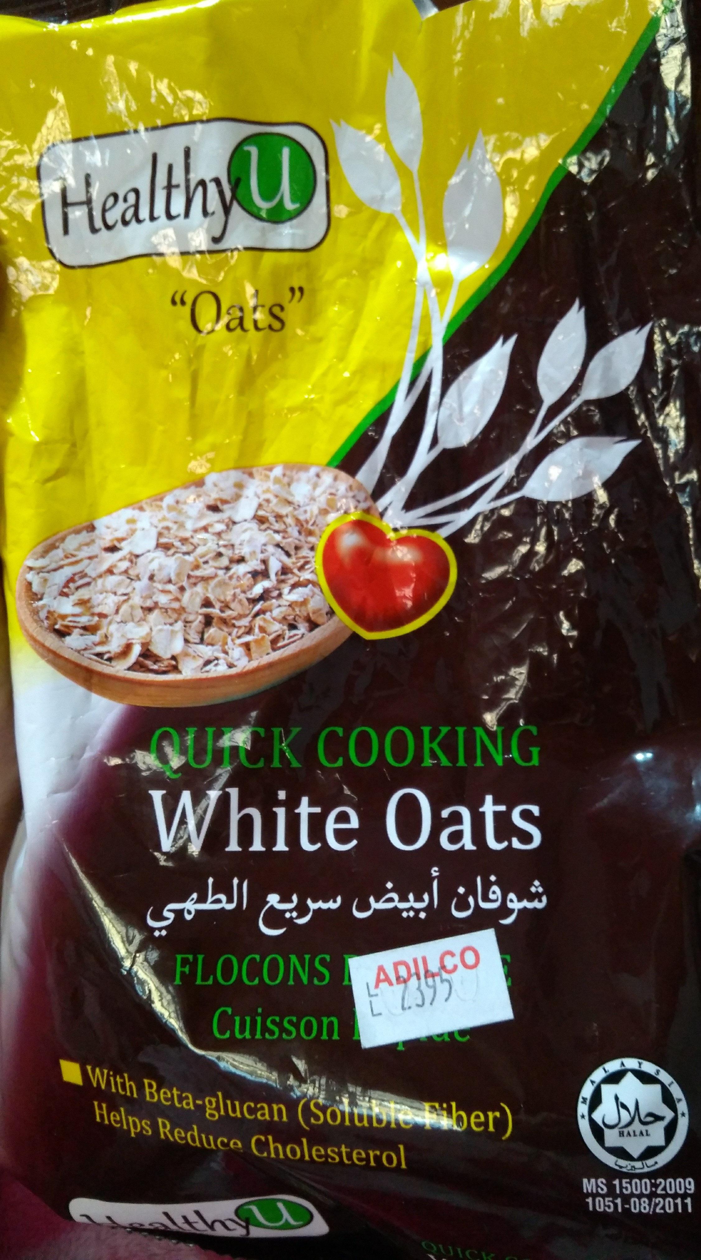 White Oats - نتاج - en