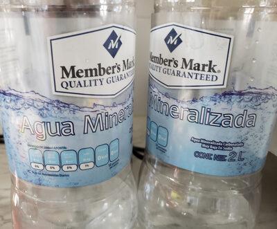 agua mineralizada - Product - es