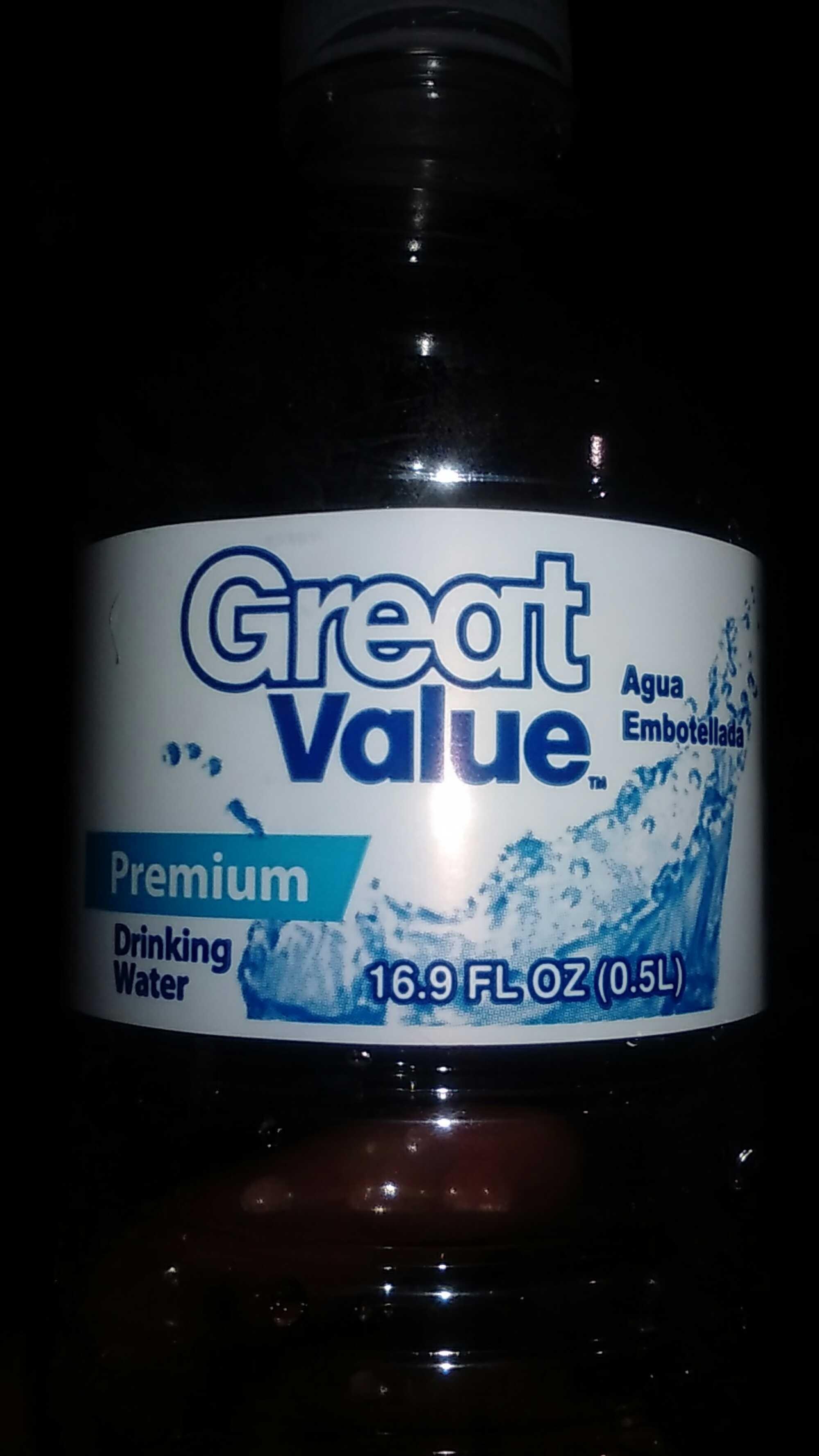 Drinking Water Premium - Produit - es