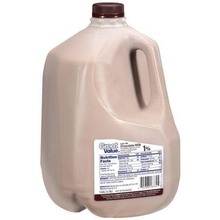 Great Value Chocolate Milk Ingredients